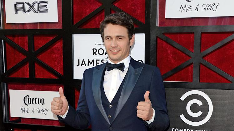 The Comedy Central Roast Of James Franco - Arrivals