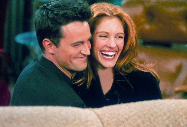 Julia Roberts &  Matthew Perry …