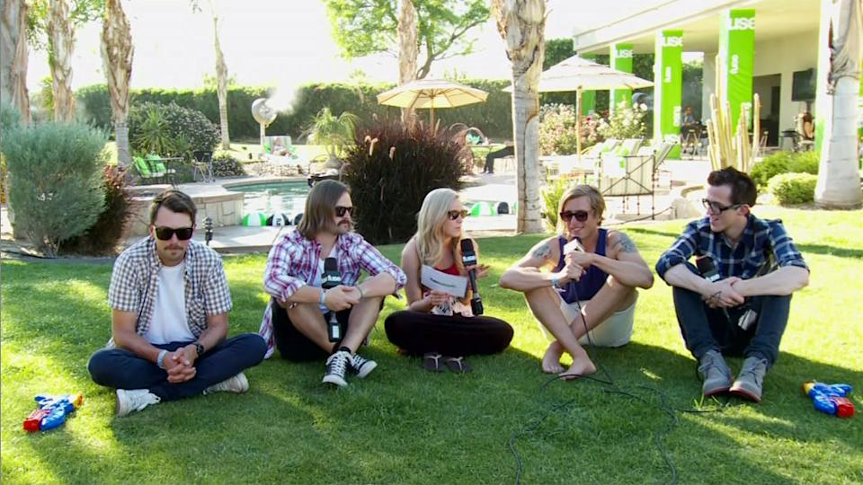 Fuse Interview (Coachella 2012)