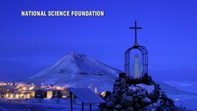 Medical Emergency in Antarctica for U.S. Scientist