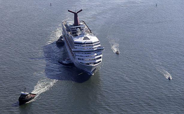 Carnival Won't Reimburse Coast Guard For Poop Cruise Rescue