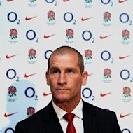 Stuart Lancaster says England will use the frustration of losing to improve