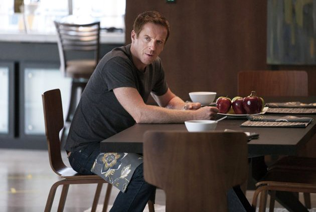 Damian Lewis in &quot;Homeland&quot;