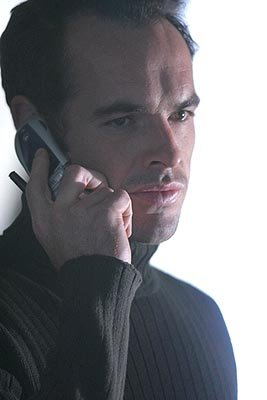 Paul Blackthorne as Saunders Fox's 24
