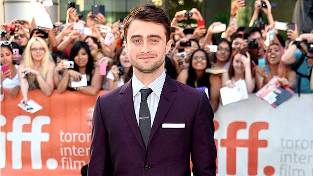 Despite 'Uproar' Radcliffe Wouldn't Do '50 Shades'