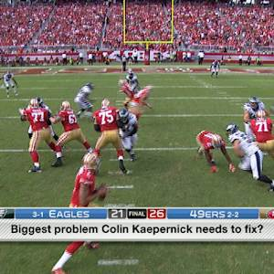 Still room to grow for San Francisco 49ers quarterback Colin Kaepernick?