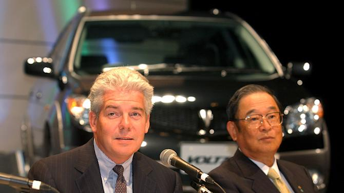 Former GM executive tapped for Toyota board