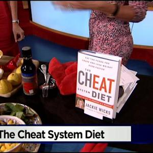 Cheat And Lose Weight With Jackie Wicks' New Book