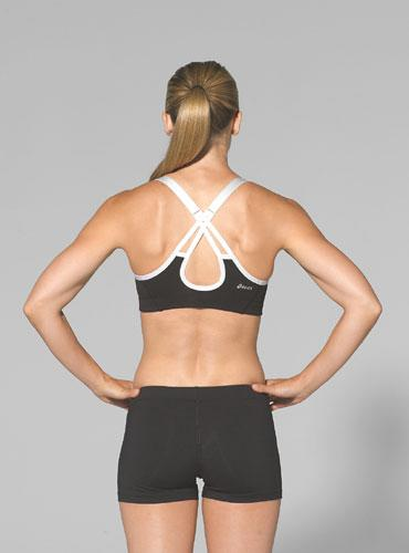 Asics Cross Back Bra