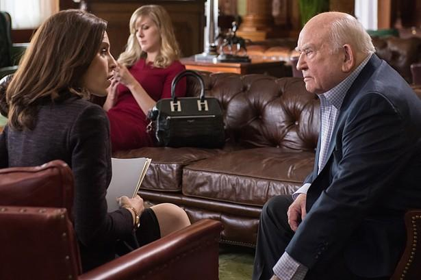 In The Good Wife , Alicia Looks to the Dark Side