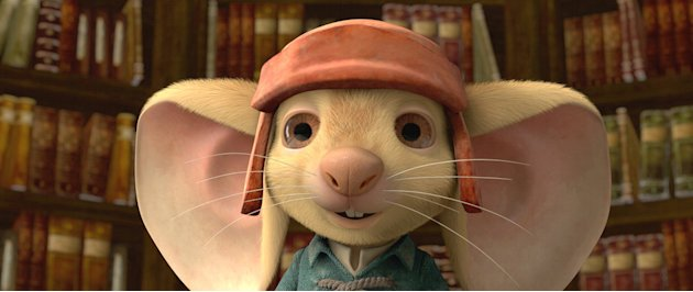 The Tale of Despereaux Production Stills Universal Pictures 2008