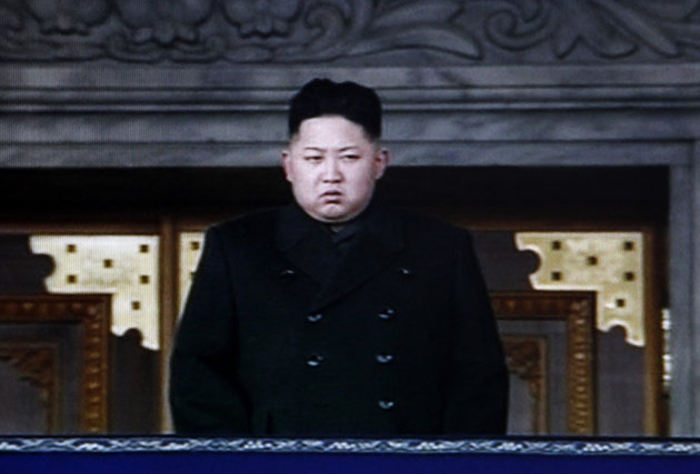 In this image made from KRT video, North Korea's next leader Kim Jong Un is seen during a memorial service for late North Korean leader Kim Jong Il, in Pyongyang, North Korea, Thursday, Dec. 29, 2011.