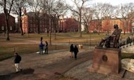 Half Of Harvard Class 'Cheated' On Exam
