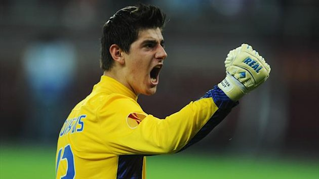 Thibaut Courtois, Atletico Madrid
