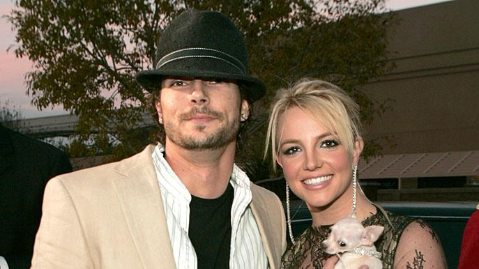 Kevin Federline, Britney Spears