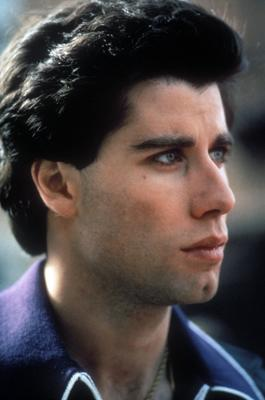 John Travolta in Paramount Picture's  Saturday Night Fever