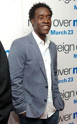 Don Cheadle at the New York premiere of Sony Pictures' Reign Over Me