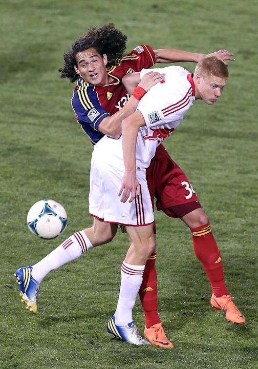 Real Salt Lake v New York Red Bulls – FC Tucson Desert Diamond Cup