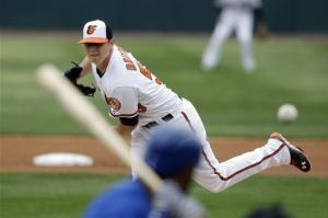 Orioles hit 5 home runs in 6-5 win over Blue Jays