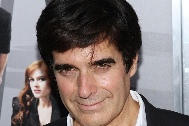 David Copperfield Agrees to $500,000 Settlement in Employee Lawsuit