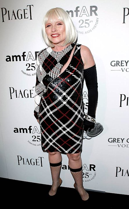 Debbie Harry amfAR Gala