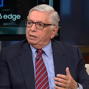 David Stern joins We Need To Talk
