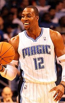 Dwight Howard: He's determined to leave the Magic for the Nets, either now or later