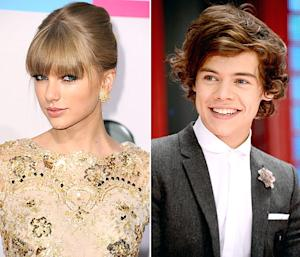 "Taylor Swift ""Was a Puppy Dog"" With One Direction's Harry Styles"