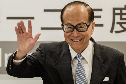 <p>Asia's richest man Li Ka-shing at a press conference in Hong Kong last year. Asia has more billionaires than any other continent, a survey by a China-based wealth magazine showed on Thursday, apparently overtaking North America for the first time.</p>