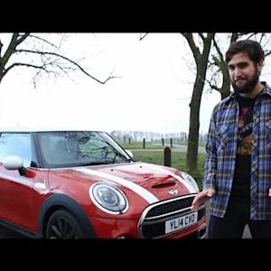 Is this the most exciting Mini in the world?