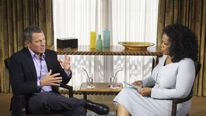 Winfrey: Armstrong interview will satisfy viewers