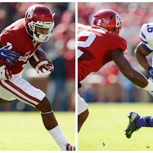 Big 12 Big Plays: Sterling Shepard vs. Tyler Lockett