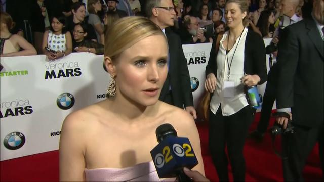 """Veronica Mars"" premieres in Los Angeles"
