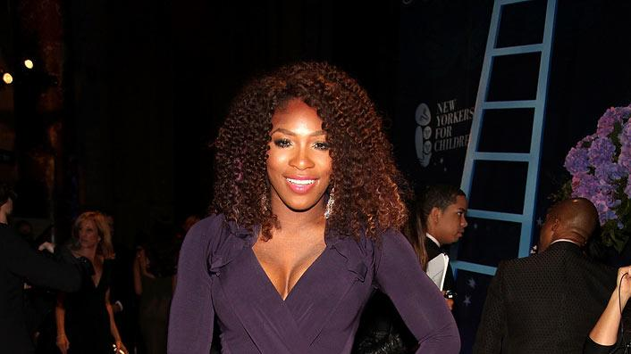 Serena Williams Chldn Gla