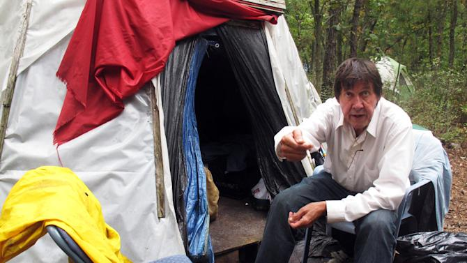 Stories from NJ homeless camp going before judge