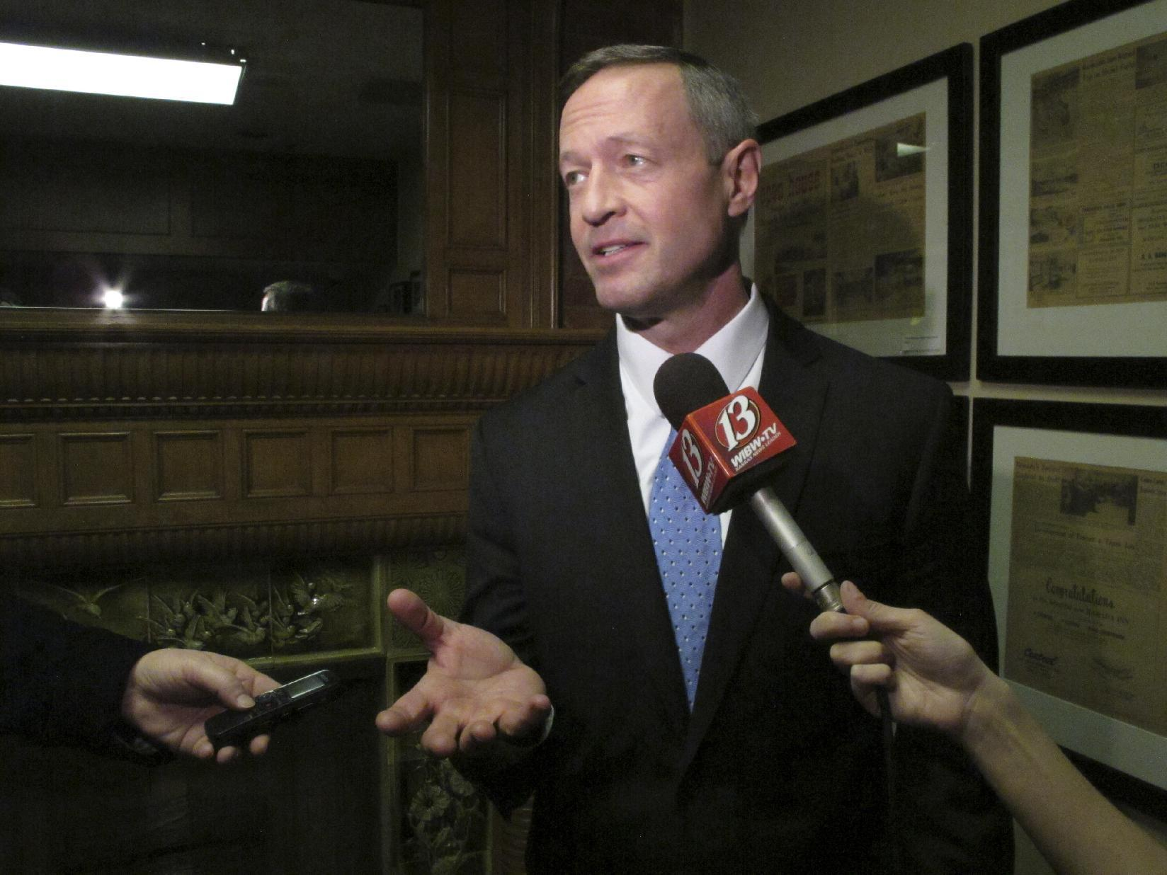 O'Malley's record as Baltimore mayor under scrutiny