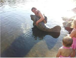 Man Arrested for Harassing Baby Manatee in Florida