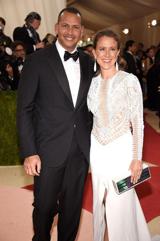 Alex Rodriguez and Anne Wojcicki Make Red Carpet Debut as a Couple at the Met Gala