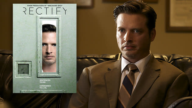 """Rectify"" Giveaway - Season 1 DVD"