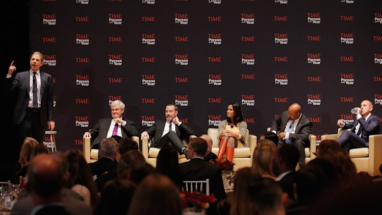 TIME's Person of the Year Panel