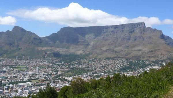 African Mountain Range Could be World's Strongest