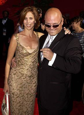 Michael Chiklis Emmy Awards - 9/22/2002