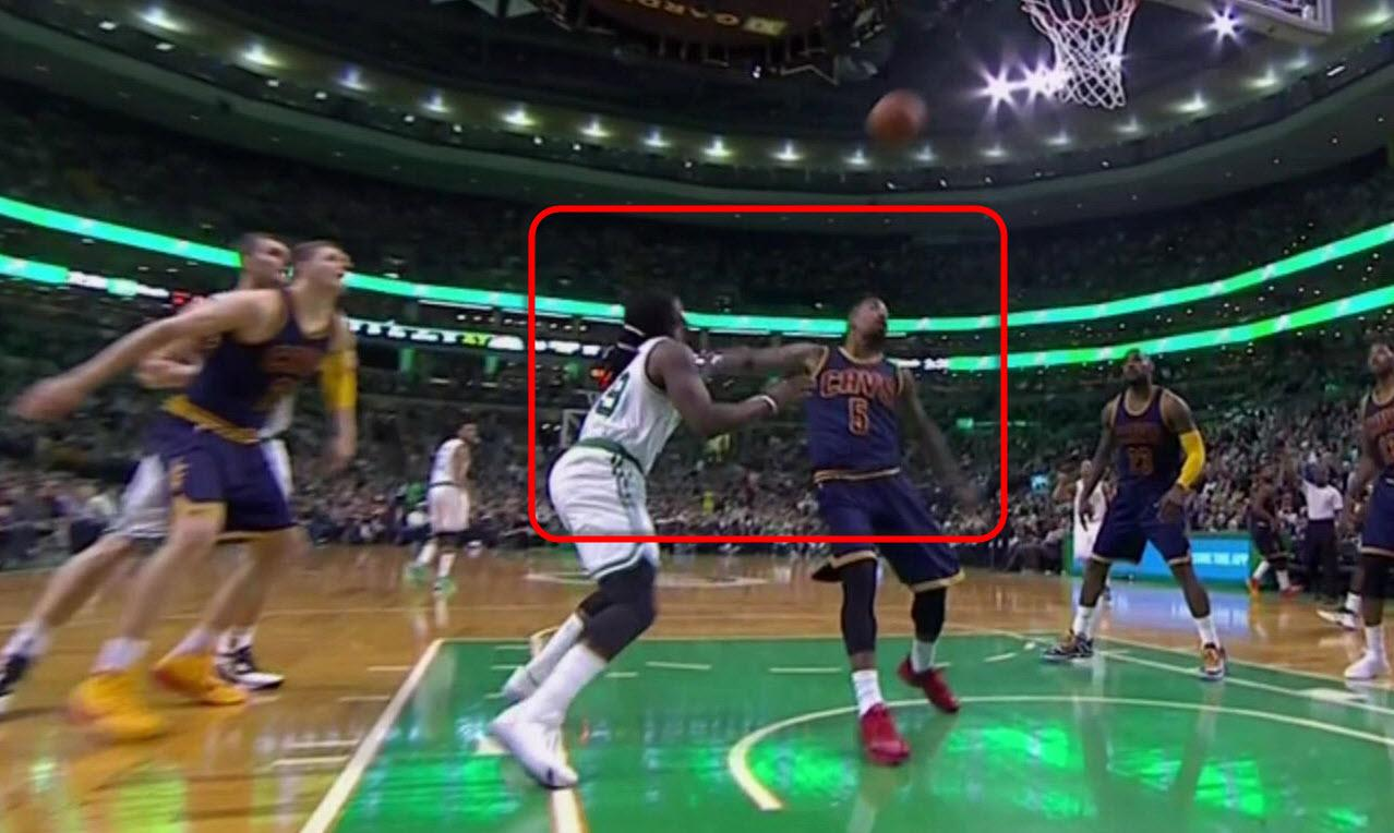 JR Smith is in danger of being suspended multiple games for a vicious punch