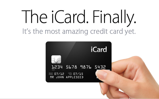 What Apple's Credit Card of the Future Might Look Like