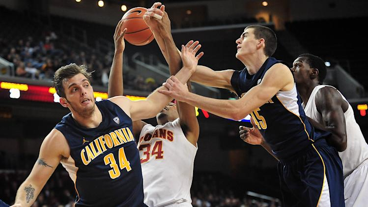 NCAA Basketball: California at Southern California