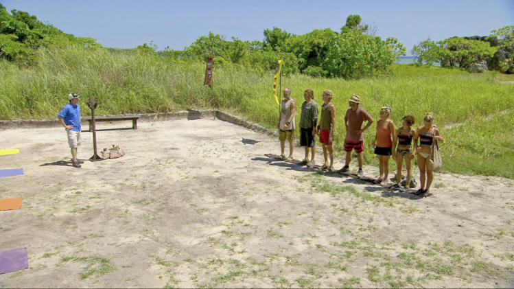 """Survivor: Philippines"" -- ""Hell Hath Frozen Over"""