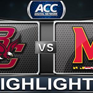 Boston College vs Maryland | 2013 ACC Football Highlights