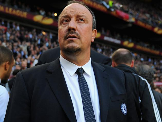 Benitez: No qualms about draw