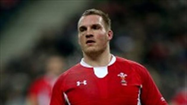 Gethin Jenkins is an injury doubt for the clash against Scotland