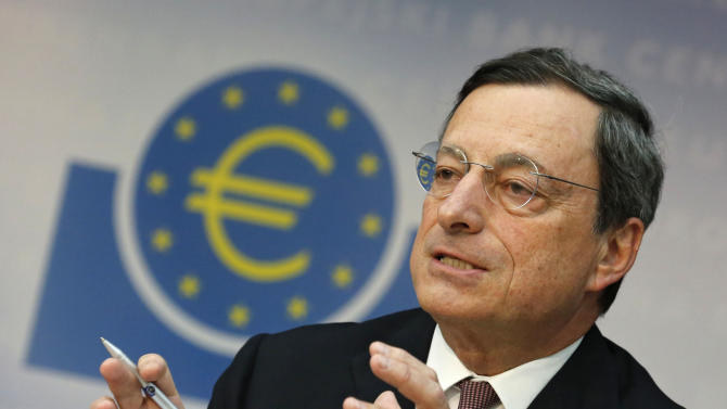 """Draghi: ECB to do """"whatever it takes"""" to save euro"""